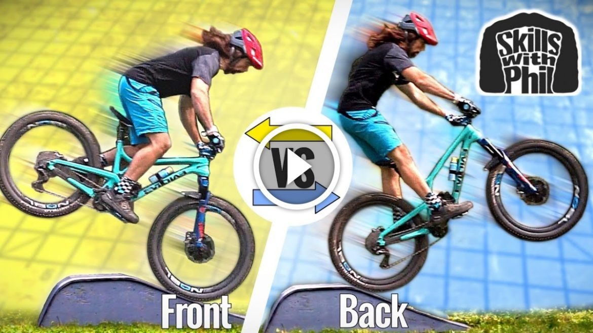 Watch Should You Land Front Or Back Wheel First Folding