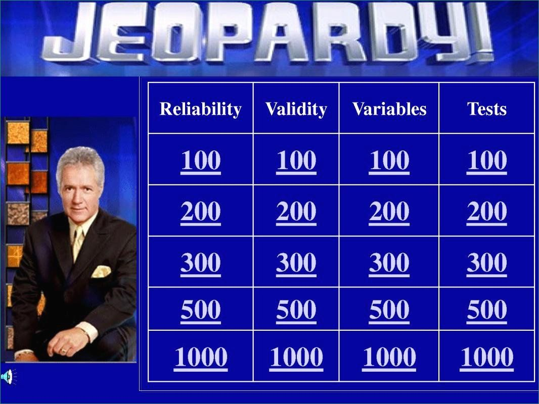 Interactive Jeopardy Powerpoint Is Actually One Of The