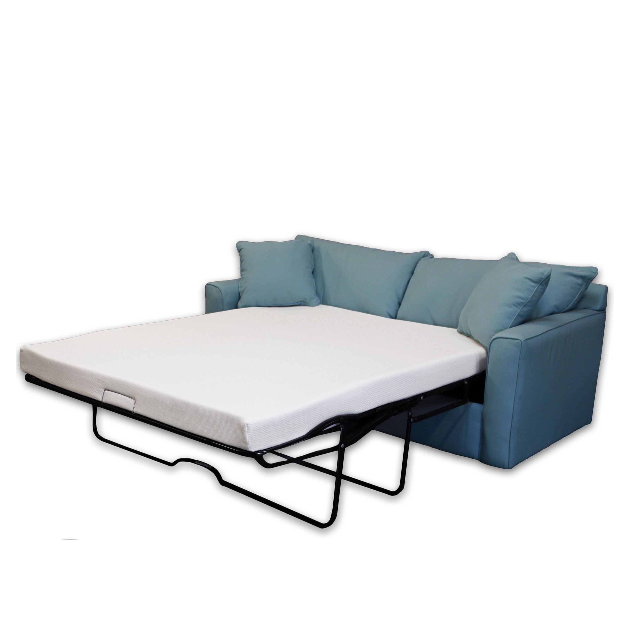 4 5 Inch Full Size Memory Foam Sofa Bed