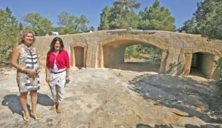 El puente de Can Sala renace en el siglo XXI - Diario de Ibiza A Bridge from 18th century Ibiza, Can Sala has been renovated. #SantJosep #Ibiza #HistoryogIbiza #historicalIbiza #walkinginibiza