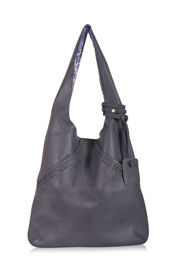 VENICE. Leather shoulder bag / leather tote bag / leather bags ...