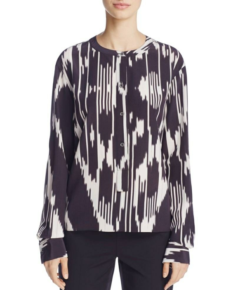 Pin by Ruth Chu on tops Silk, Henley top, Tops