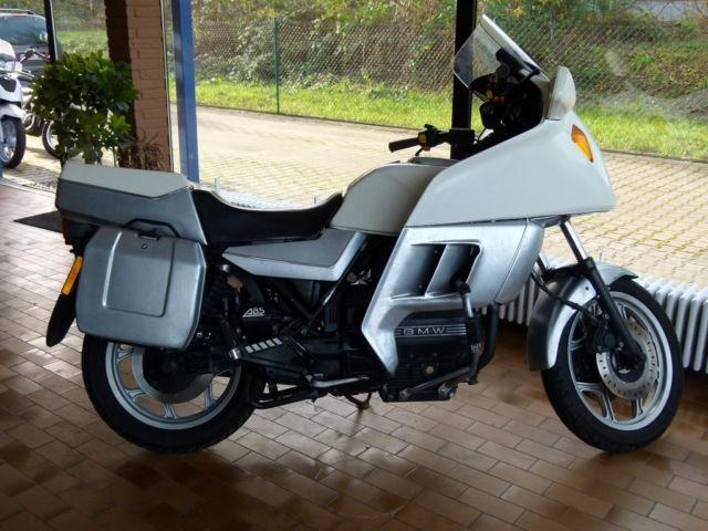 Bmw K 75 Rt Sitz Und Griffheizung Koffer Motorrad Gebraucht In