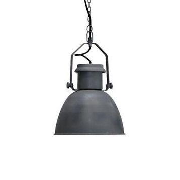 â hanglamp fabriekslamp industrielamp met beugel zitmaxx wonen