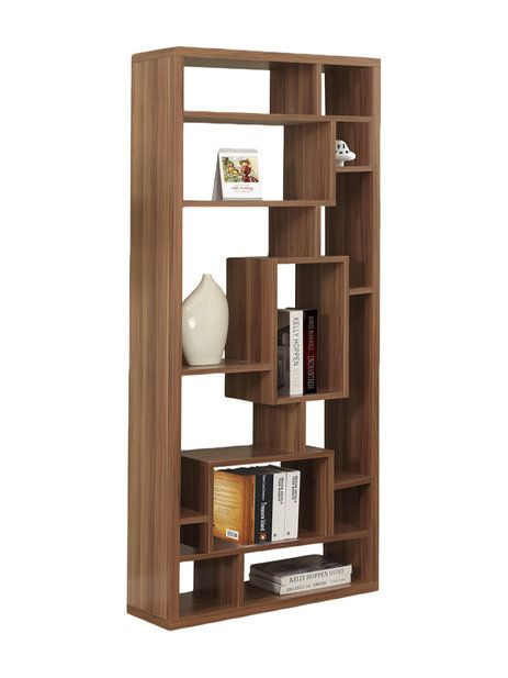 Wooden Bookcase Walnut Melamine Also White 32 X12 X72 High Monarch Specialties 229 Come In Black Or Light Oak Wooden Bookcase Bookcase Bookcase Plans