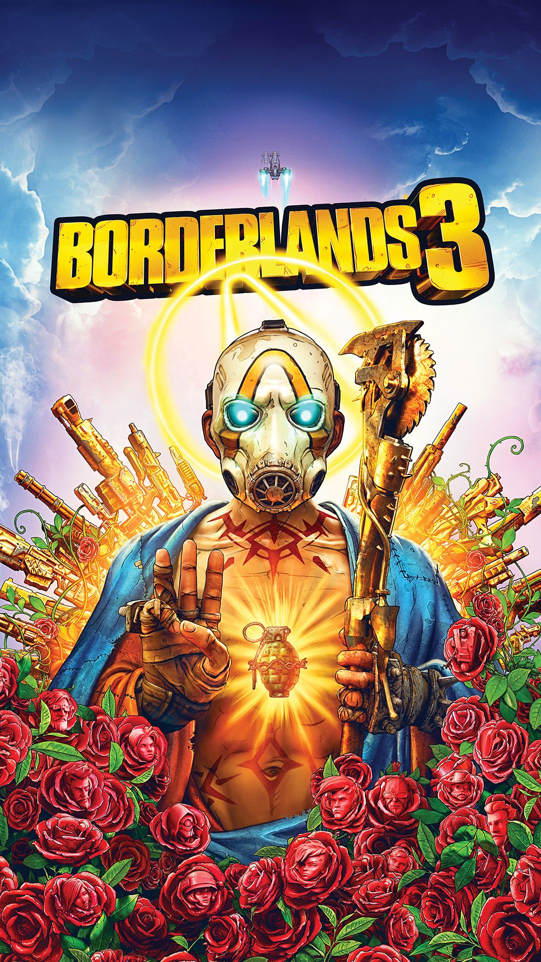 Borderlands 3 Phone Wallpaper