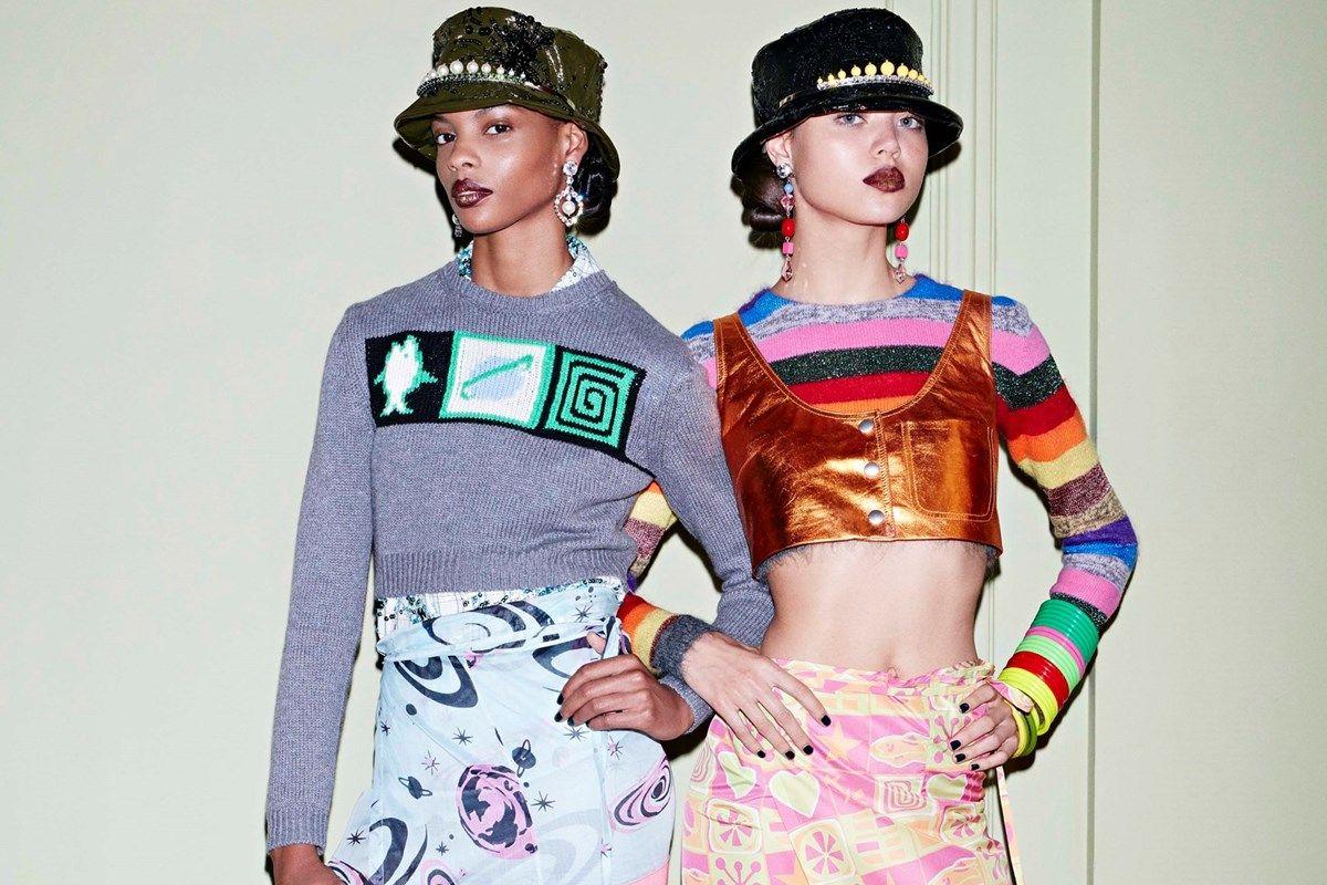 Miu Miu Brings 90s Rave Culture To Couture Week Rave Culture Fashion Rave Fashion 90s Rave