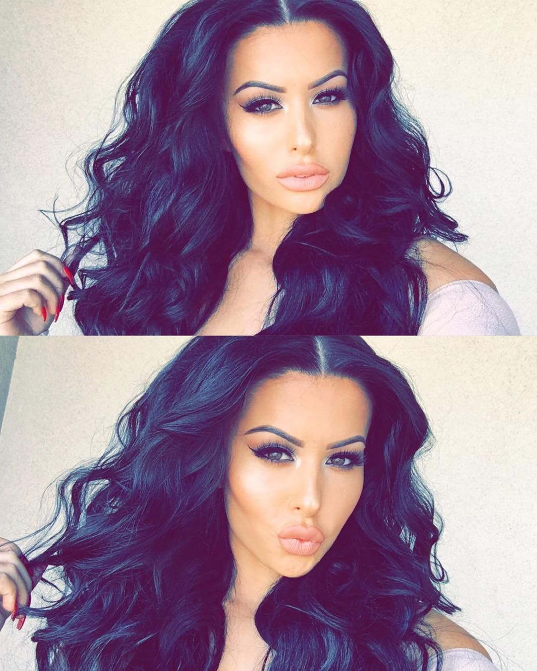 The Beautiful LA MUA Amrezy Doing Her Thing and Looking Amazing!!  #makeup #fashion #Instagram