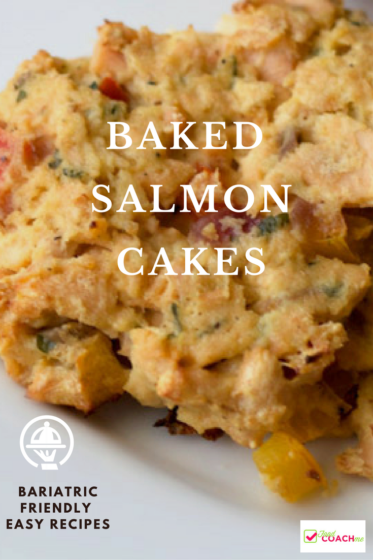 Wls Friendly Recipe For Baked Salmon Cakes Packed With