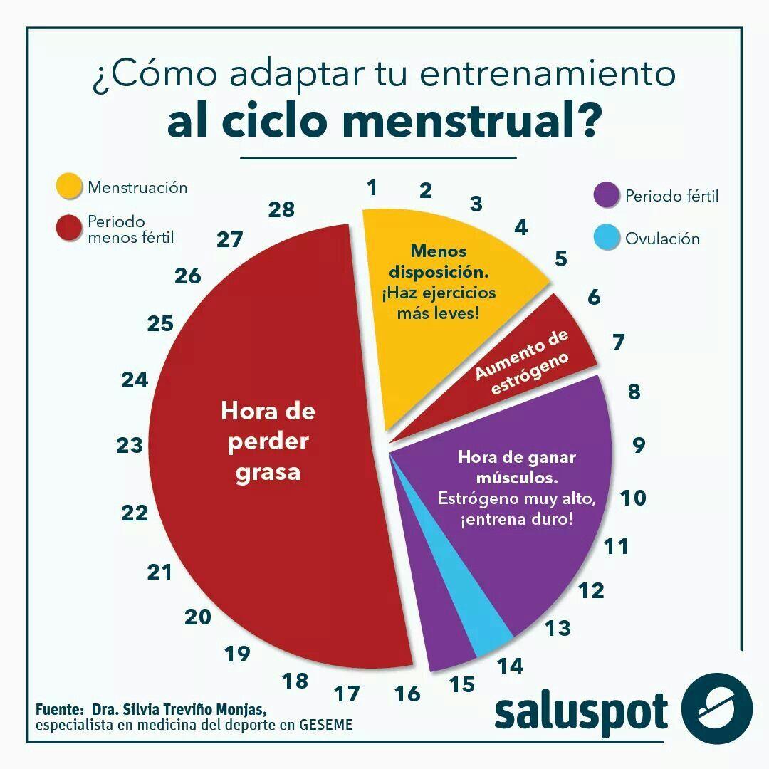 Pin De Magally Camarillo En Buena Salud Ciclo Menstrual Motivacion Para Hacer Ejercicio Menstruacion