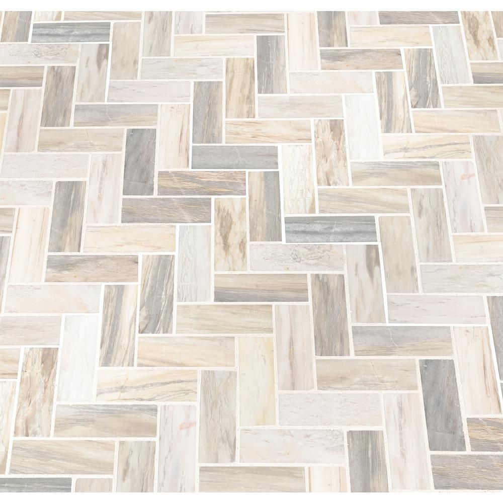 Pin By Fase On Bathroom In 2020 Herringbone Tile Floors Flooring Marble Mosaic Tiles