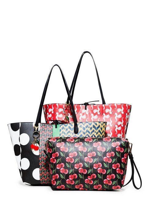 Shopper vikky logo fiori | Ricami floreali, Borse e Pochette