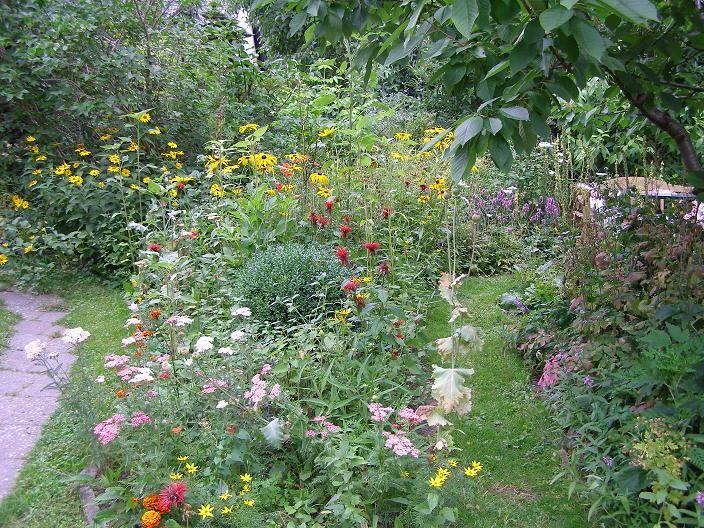 naturnaher garten gr ner daumen pinterest naturnaher garten g rten und naturgarten. Black Bedroom Furniture Sets. Home Design Ideas