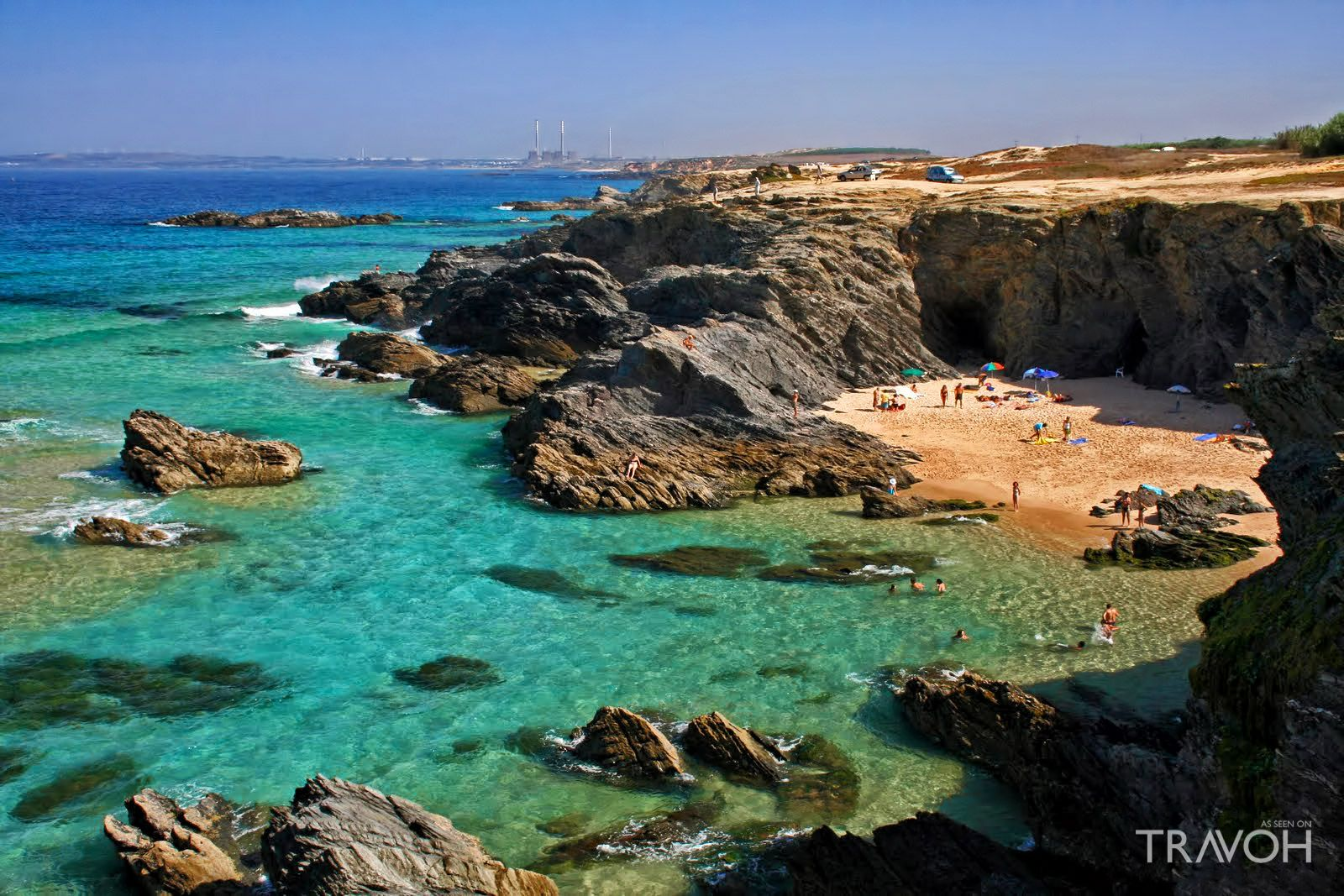 Célèbre Porto Covo Beach, Portugal | Travel | Pinterest | Lisbonne  GP68