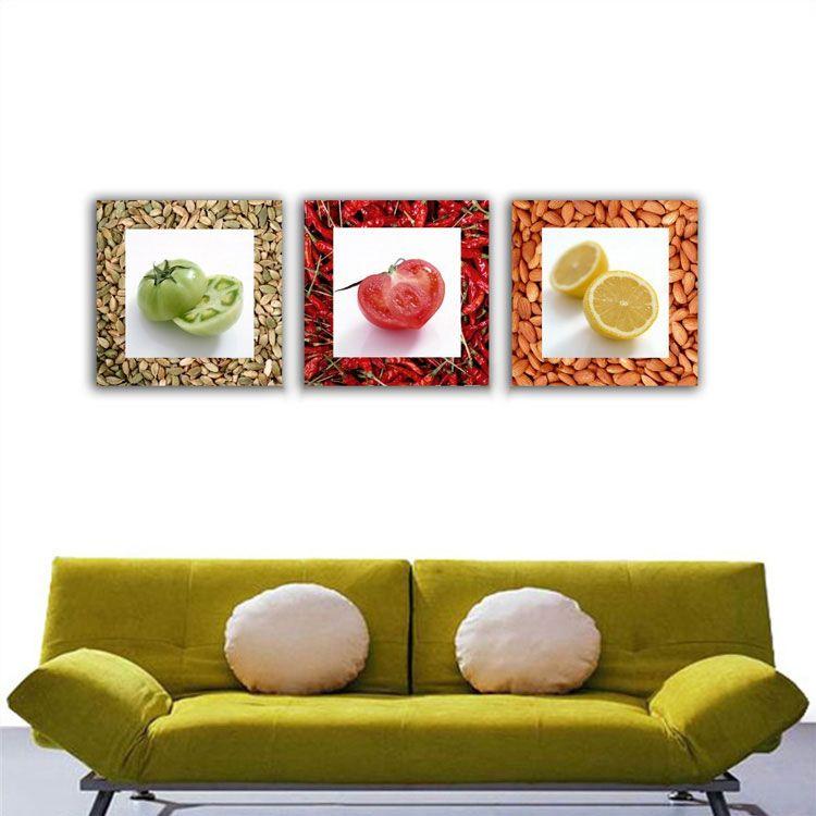 50 Quadri Moderni per Cucina: Stampe su Tela Componibili