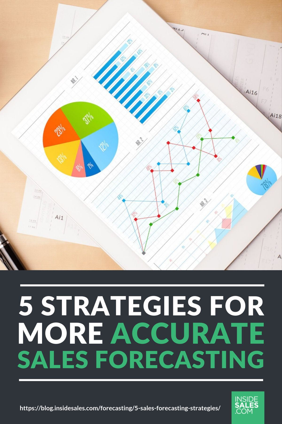6 Forecasting Strategies For More Accurate Sales