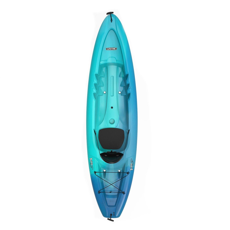 Lifetime Triton 10 Adult Kayak Kayaking Sit On Top Canoe And Kayak
