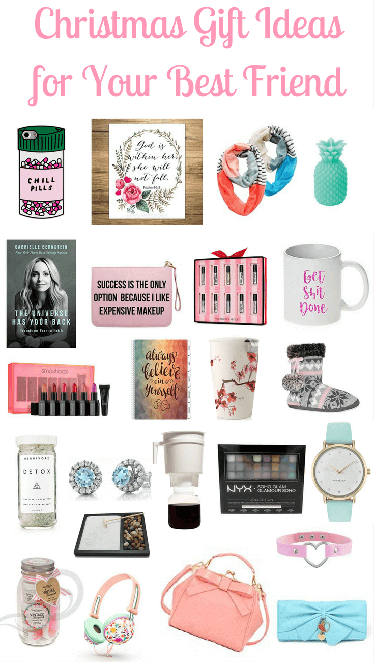 Best friend gifts ideas for christmas