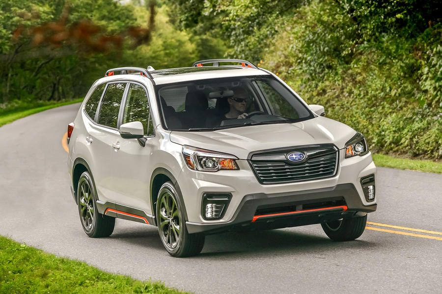 Subaru Forester 2019 review Subaru forester, Subaru
