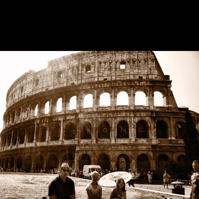 Rome~The Colosseum