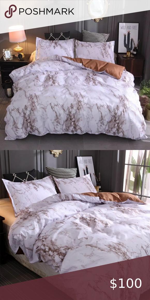 Marble Bedding Duvet Cover Set Duvet Bedding Bed Duvet Covers Duvet Cover Sets