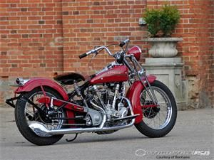 Crocker. The definitive American Motorcycle-handmade, powerful and fast.