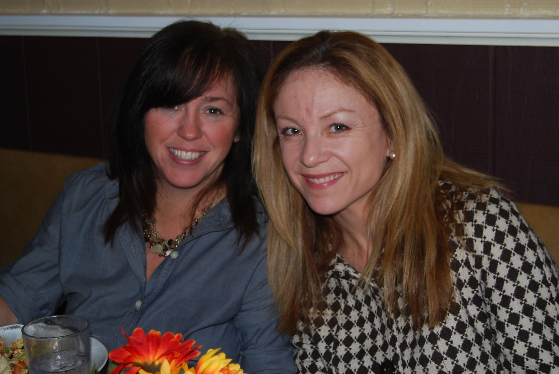 @Irene Zitzner and @Colleen Daly at our Thanksgiving dinner post Sandy