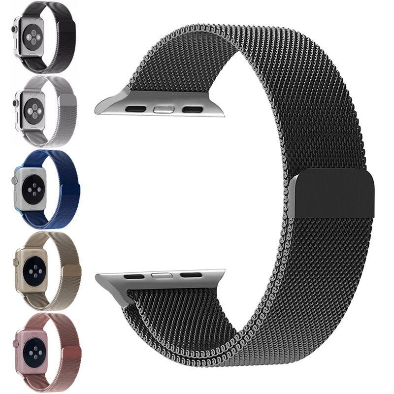 Milanese Loop Band For Apple Watch Series 1 2 High quality