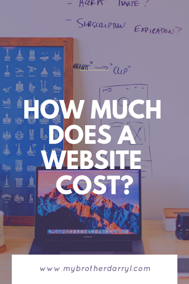 How Much Does A Website Cost The Difference In Price Comes Down Generally To Five Mai Business Web Design Portfolio Web Design Web Design Inspiration Creative