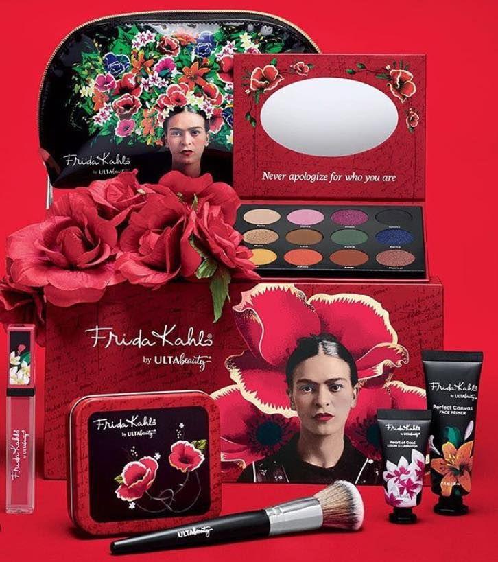 Ulta Beauty Launches Frida Kahlo Collection Estrella
