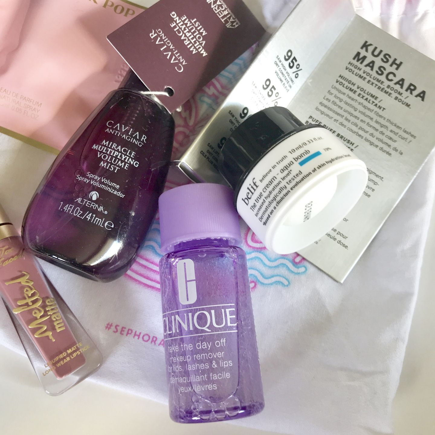 9a7f1432d Sephora Play June Bag Unboxing (Photos Only) | Ready Blog Reviews ...