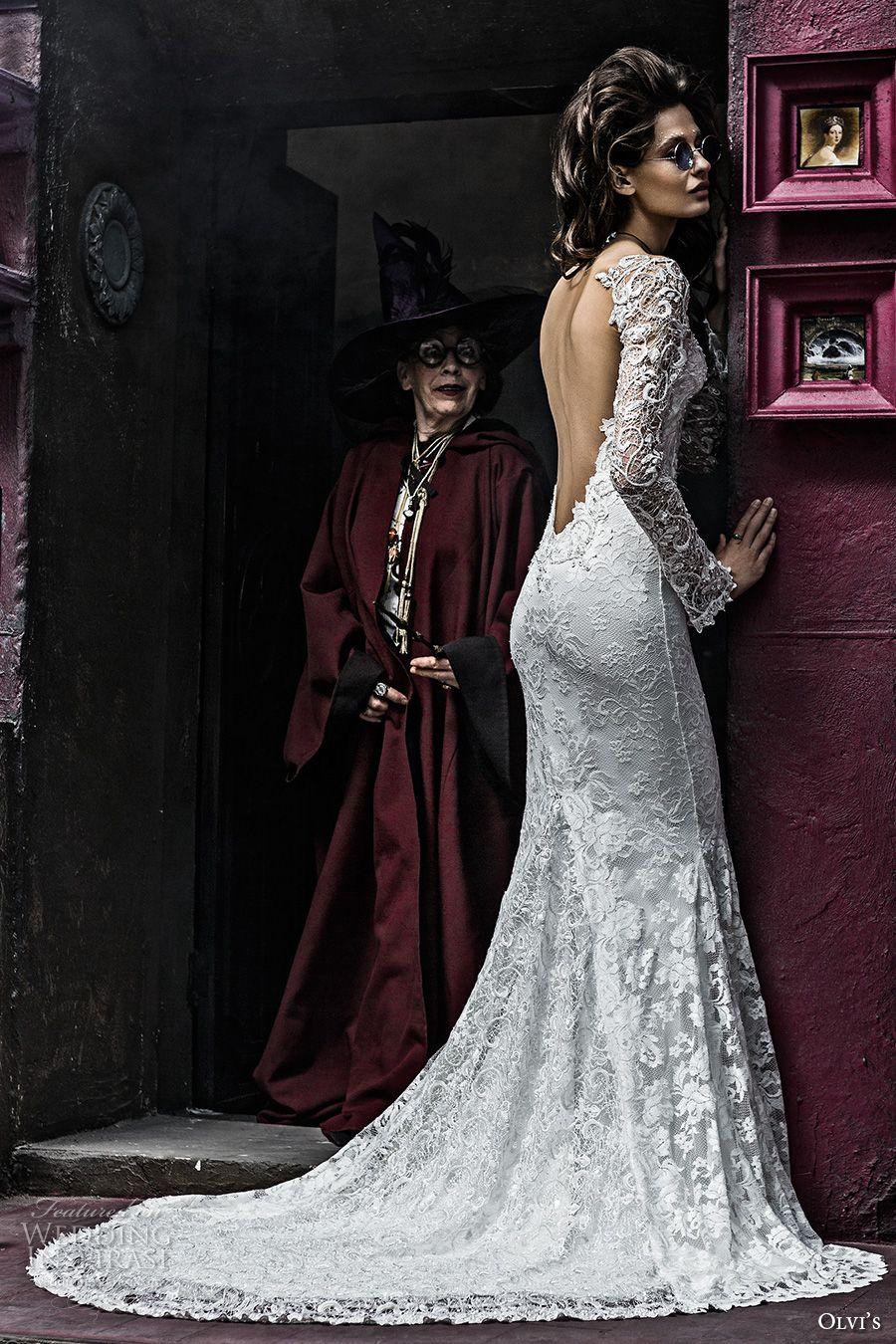 Olga Yermoloff 2017 Couture Wedding Dresses | Hochzeitskleid