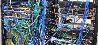 Computer Science and Engineering: Mess of ethernet cables