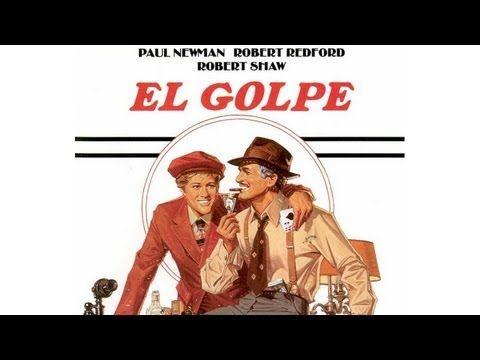 El Golpe Bso Música Scott Joplin En Piano Ver Peliculas Online Peliculas Online Peliculas