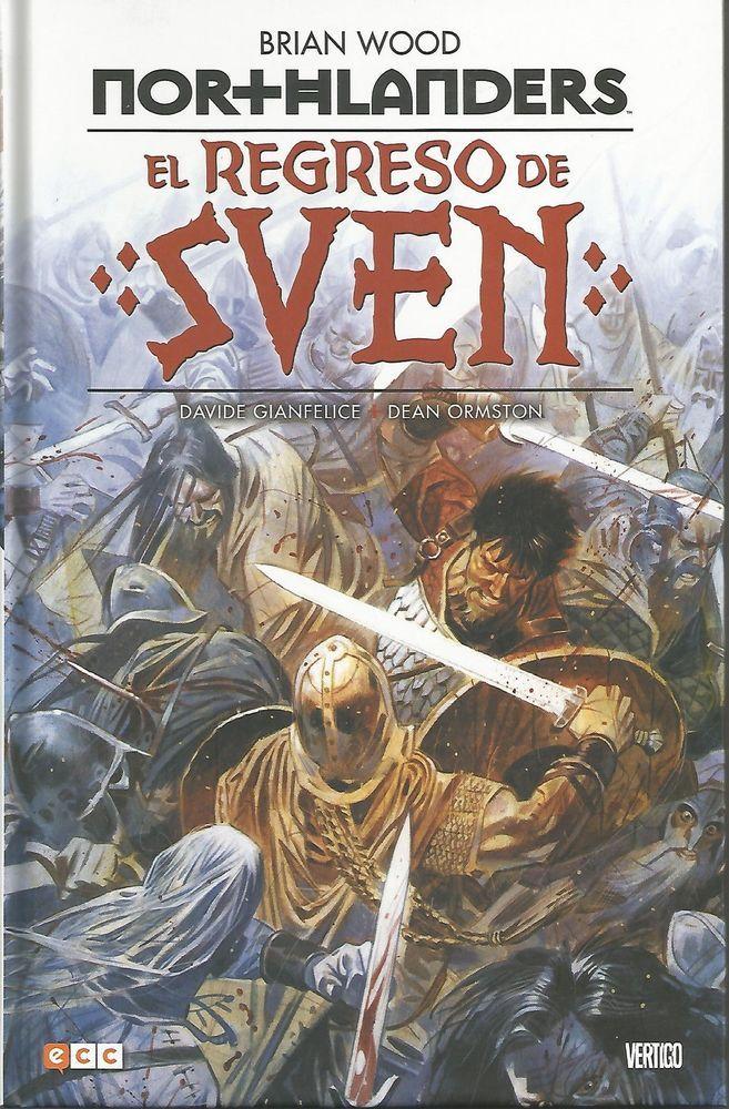 Northlanders: El regreso de Sven Vertigo