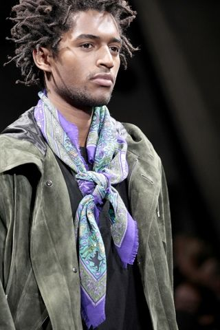 or nay? yay in scarves? Guys