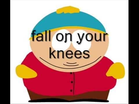 Cartman - O Holy Night with lyrics   O holy night, Holy night, Oh holy night
