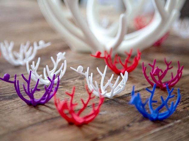 birdsnest eggcup quattro 3d printed Accessories Home decor
