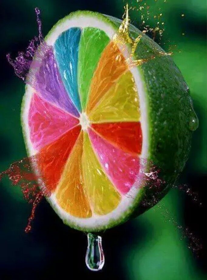 Citric Colors....