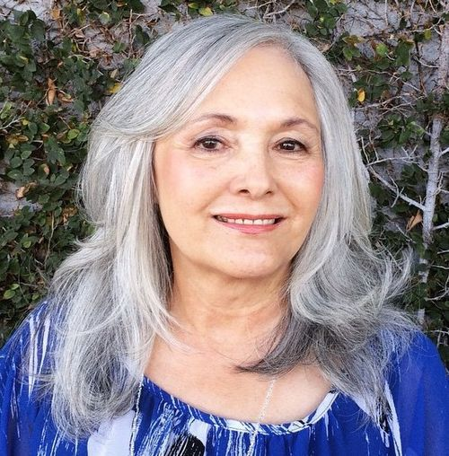 The Best Hairstyles And Haircuts For Women Over 70 Beautiful Gray Hair Gorgeous Gray Hair Cool Hairstyles