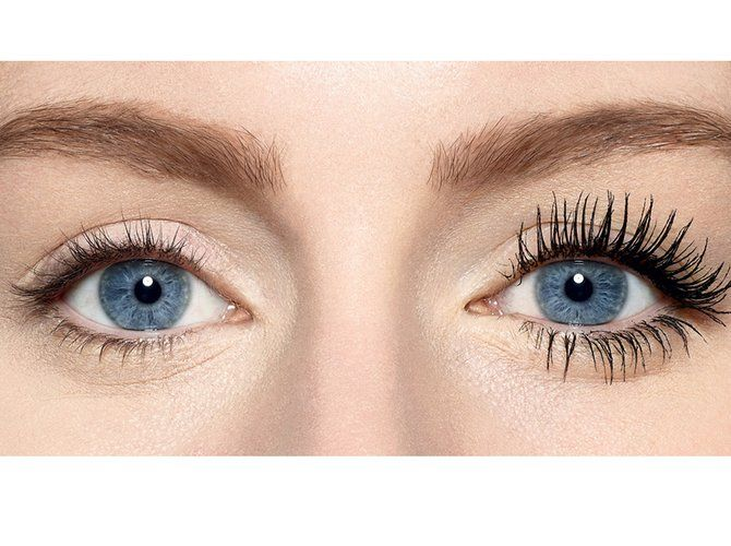 """Photo of Dream eyelashes thanks to """"Miss Baby Roll Mega Volume"""" by L'Oréal …"""