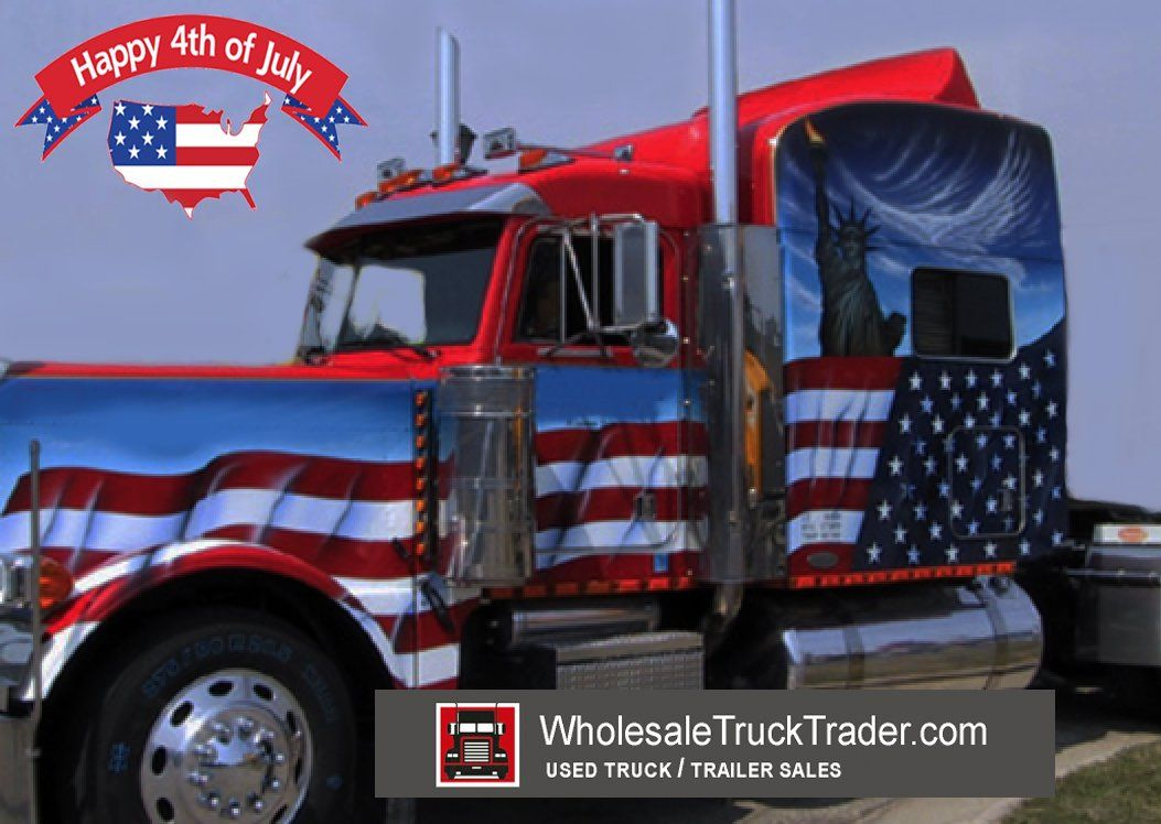 Happy Birthday America With Images Trailers For Sale Happy