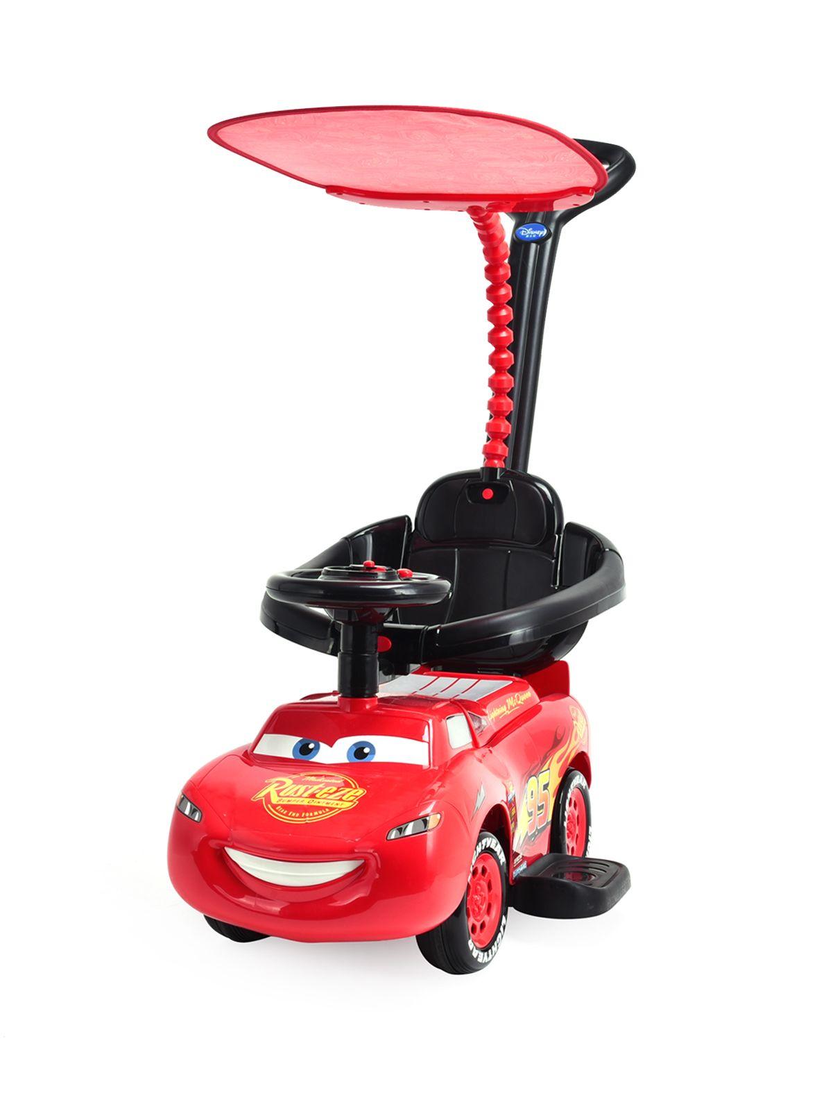McQueen push on stroller Car sit, Baby car, Car