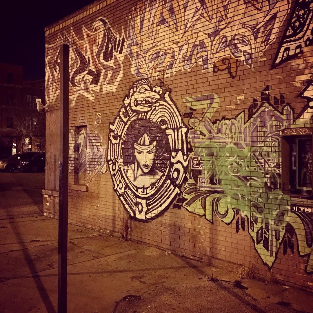 Wallmural pilsen  Life Working in Chicago  Pinterest