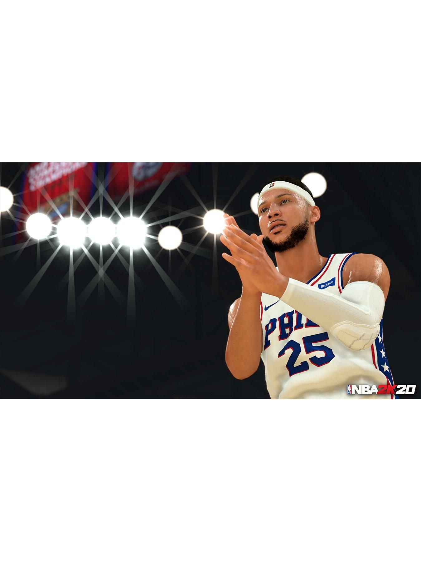 Playstation 4 Nba 2K20 Ps4 One Colour Nintendo