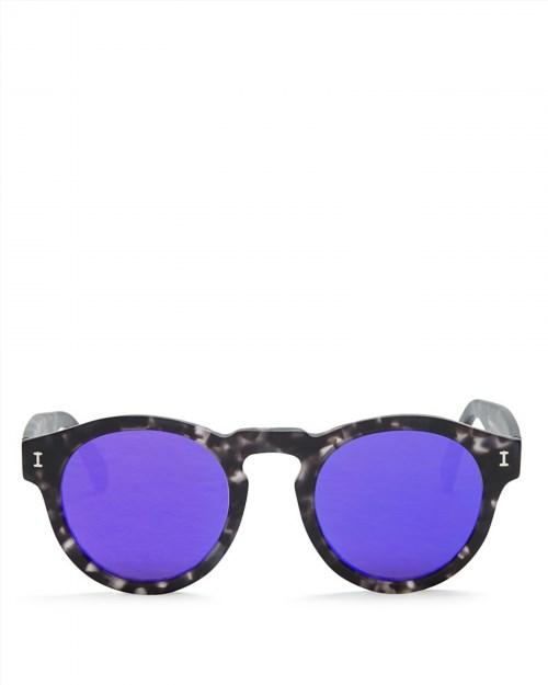 177.00$  Watch here - http://vikqm.justgood.pw/vig/item.php?t=owax93340450 - Illesteva Mirrored Leonard Flat Lens Sunglasses, 47mm 177.00$