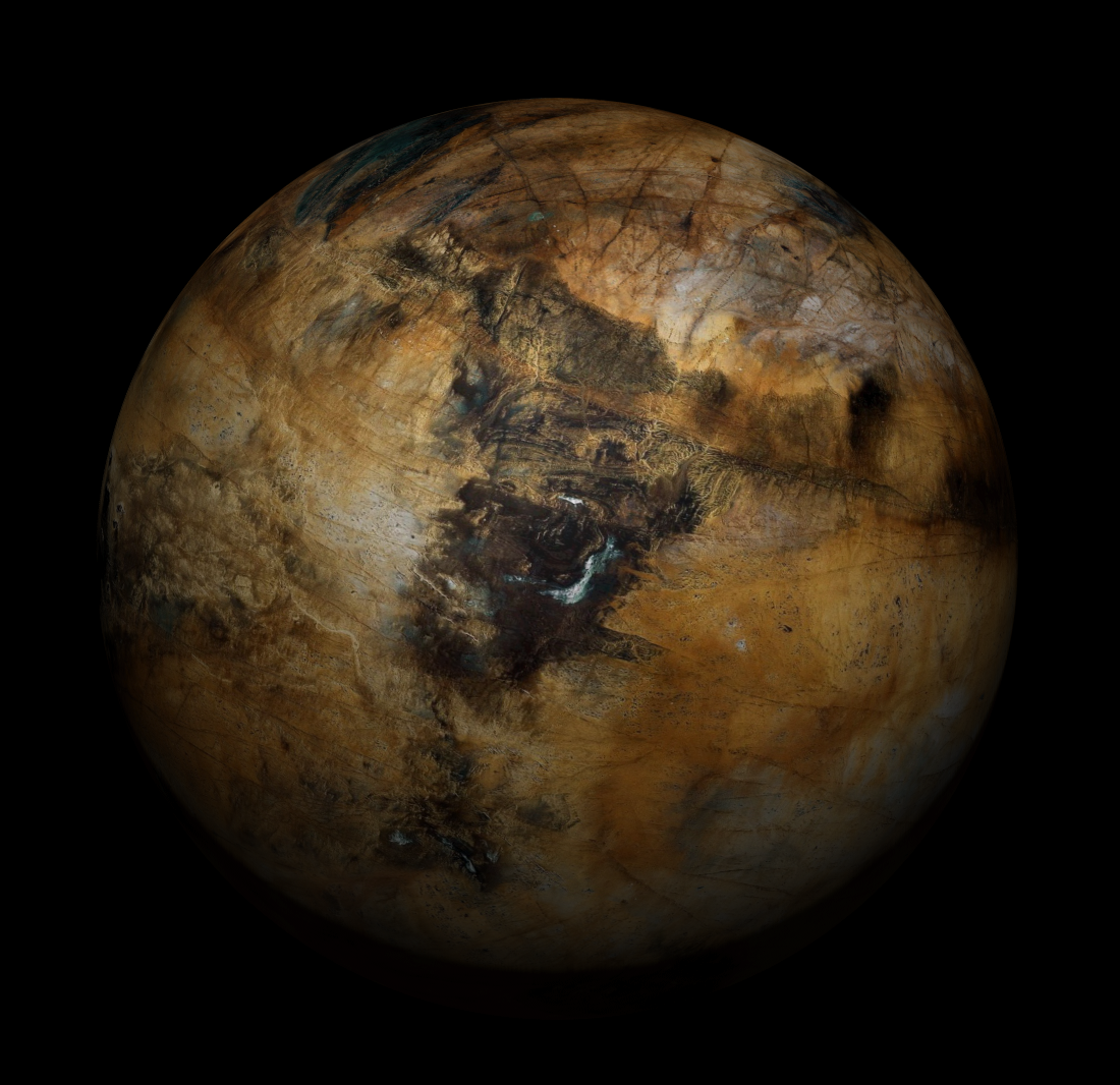 Alien Worlds: Fictional Seamless Alien Planet texture maps