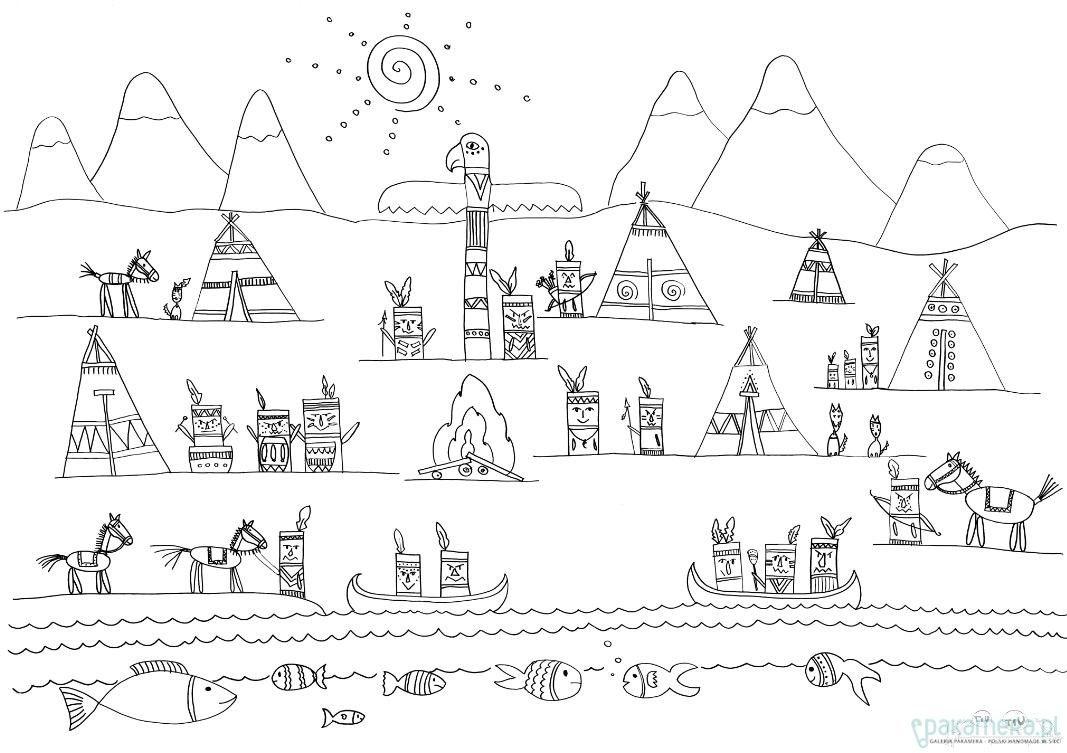 Podobny Obraz Wild West Theme American Theme Indian Theme