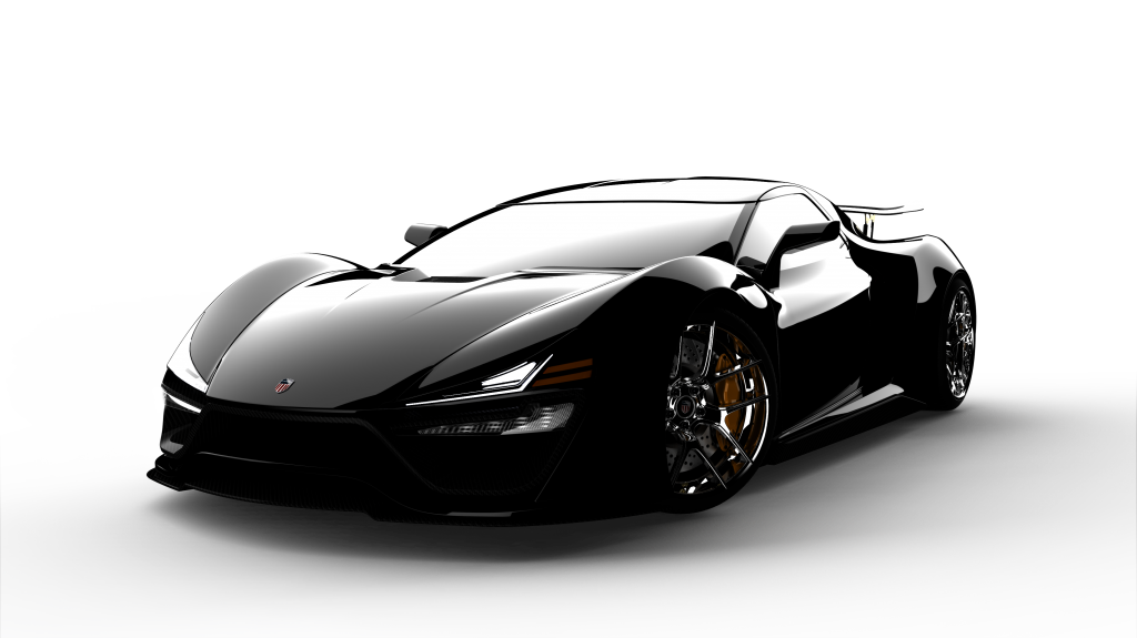Gallery Trion Supercars Nemesis Rr In Liquid Black Awesome