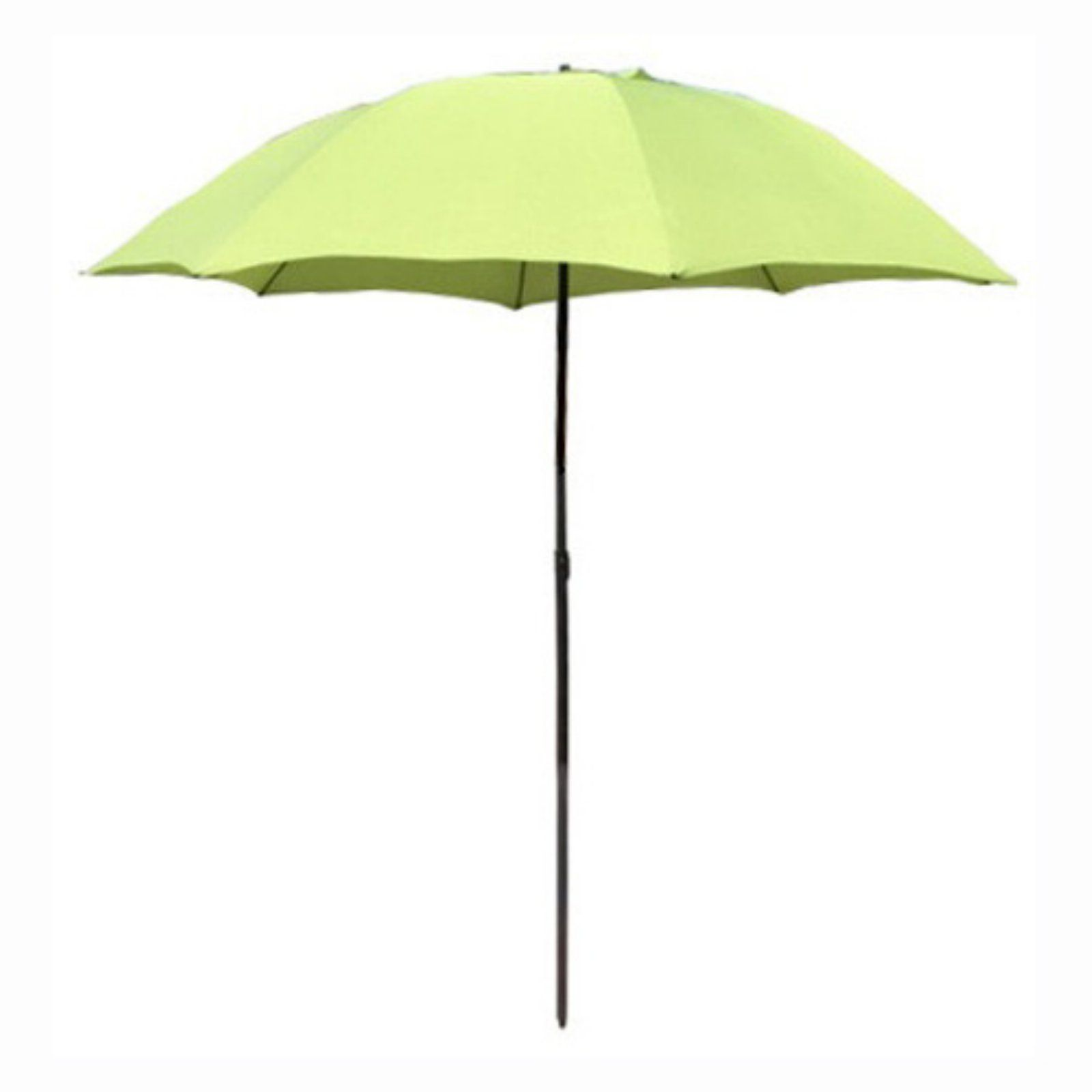 MAOS 8 ft. Beach and Garden Extra Large Umbrella - Set of 2 Lime Green #largeumbrella